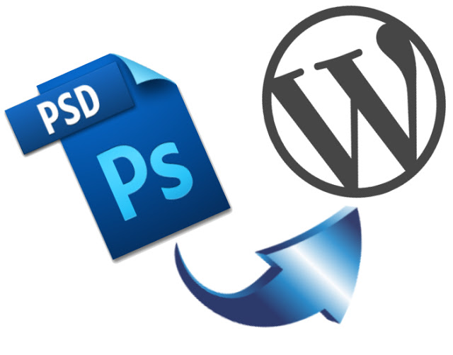 Ways to Convert a PSD file to WordPress Theme