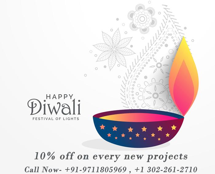 Diwali Celebration offer 2017 –Flat 10% off
